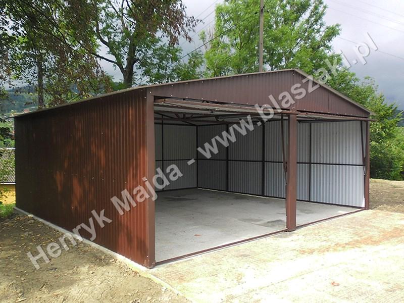 Wystarczy Garaż Podwójny Blaszany Ejo94 Usafrica
