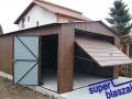 garaz-blaszany-drewnopodobny-4x6-dwuspad