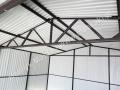 Wnętrze - konstrukcja dwuspadu 4x5