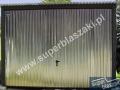 Garaż ocynkowany 3x6 z bramą uchylną