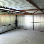 Garaże blaszane opolskie