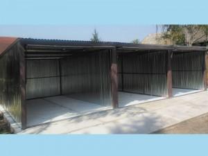 konstrukcja ze scianka dzialowa